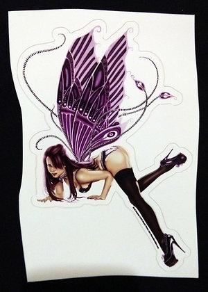 Dark Fantasy Sticker  #049