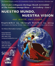 Our World, Our Vision Exhibit @ the NOS Art Gallery