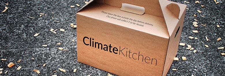 Climate Kitchen Veg Box