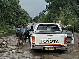 Roads to Rivers in Malawi
