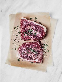 원시 쇠고기와 향신료