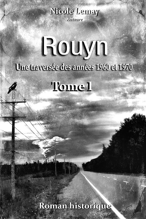 Rouyn - Tome 1