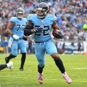 What's Changing Up Top: Derrick Henry