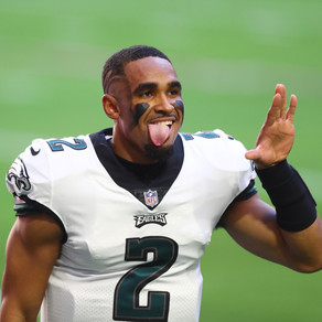 Jalen Hurts - The Phuture of the Eagles?