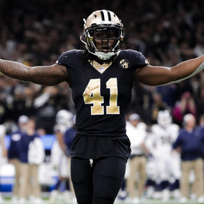 What's Changing Up Top: Alvin Kamara