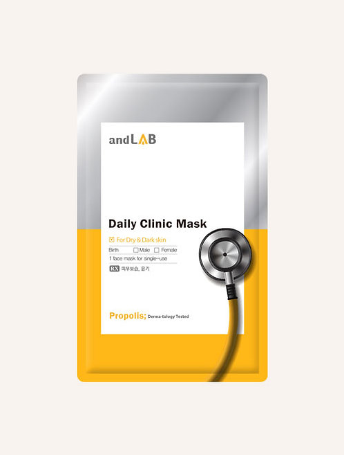 Daily Clinic Mask Propolis