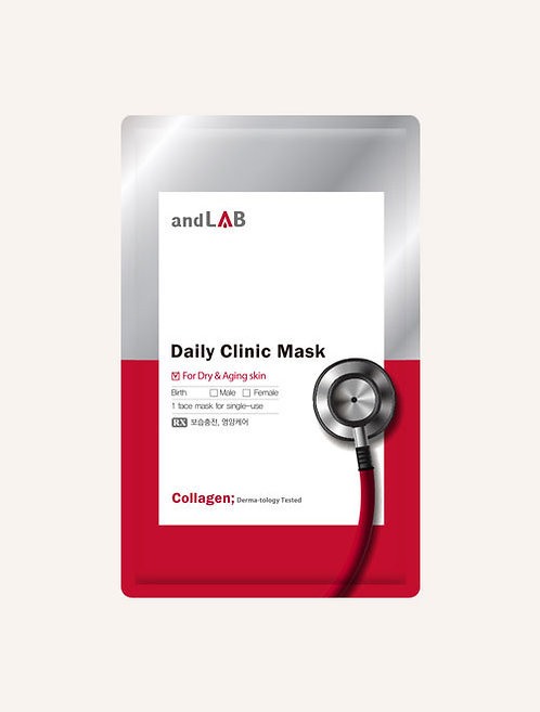 Daily Clinic Mask Collagen