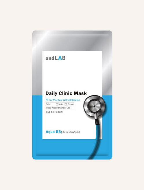 Daily Clinic Mask Aqua B5