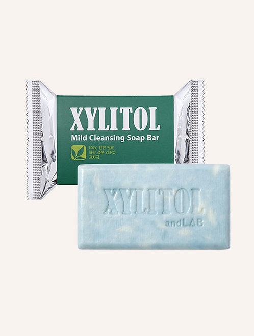Xylitol Mild Cleansing Soap Bar