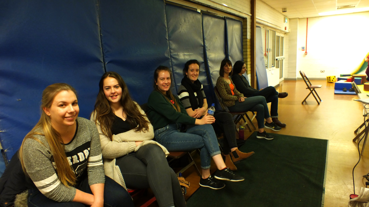 Cardiff University Physio Students