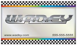 Business Card - Auto Technician