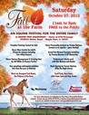 Flyer - Equine Event