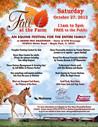 Flyer - Equine Event