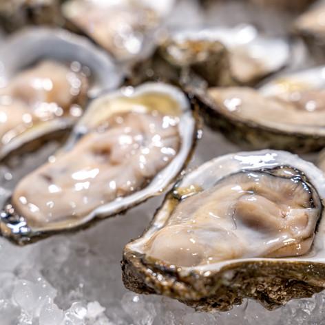 殻付き生食用牡蠣
