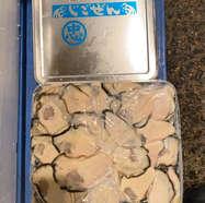 地御前産 牡蠣