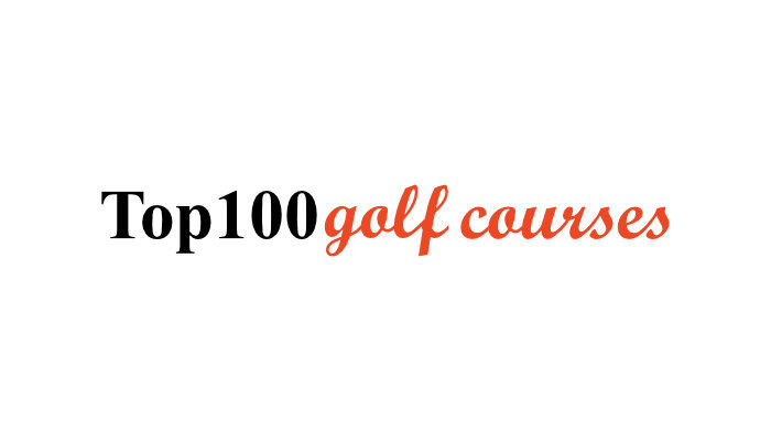 Top100 golf courses logo