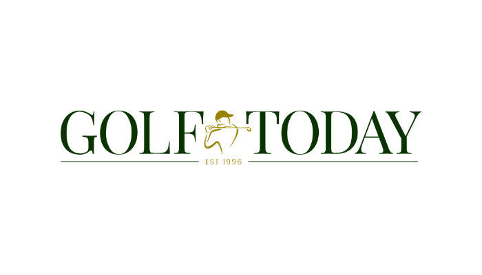 Golf Today webpage