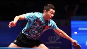 Seeking an unprecedented fourth title: Xu Xin