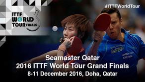 Draw held for Seamaster Qatar World Tour Grand Finals