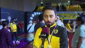 أحمد خليل المهندي : نهدي هذا الإنجاز للرمز حمد بن سحيم 