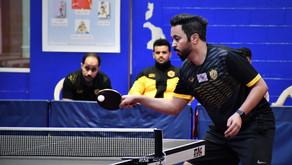 الريان والقطراوي يحلقان في صدارة دوري الرجال بعد نهاية الجولة الثالثة