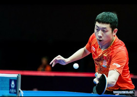XU XIN AMONG TOP PADDLERS FOR WTT MIDDLE EAST HUB IN DOHA