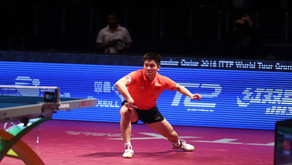 Video: Ovtcharov and Fan Zhendong play the thunderous Point of Day three