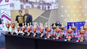 الهند في الوصافة ..وفضية للأدعم في منافسات فرق الشباب الفلبين تتوج بلقب بطولة الجاليات لكرة الطاولة