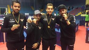 El Jaish took bronze of Arab Club Table Tennis Championship