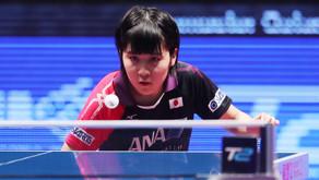 Afternoon belongs to Japan, Miu Hirano and Kasumi Ishikawa book semi-final places