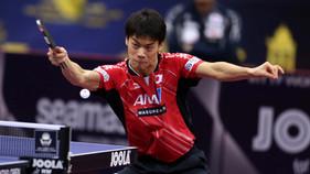 Making presence felt, now Dimitrij Ovtcharov falls at hands of Masaki Yoshida