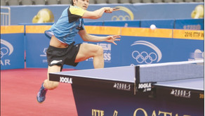 France's Xue shocks defending champion Samara