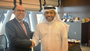 Tunisian ambassador backs Mohannadi for top job at ITTF