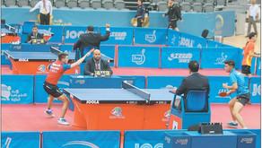 Qatar Table Tennis Open gets underway