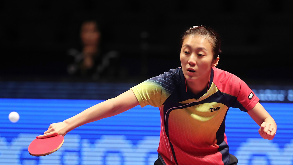 Day three success for Germany's Han Ying (Photo: QTTA)