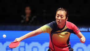 Day three review: top two seeds prevail in Men's Singles event, but Han Ying takes the spotlight