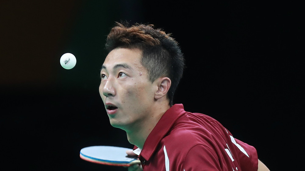 Pictured: Li Ping at the 2016 Olympic Games (Photo: Rémy Gros)
