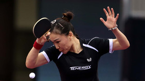 Top seed falls, Shan Xiaona causes second round upset