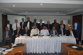 Khalil Bin Ahmed Al Mohannadi elected the president of Arab Table Tennis Union