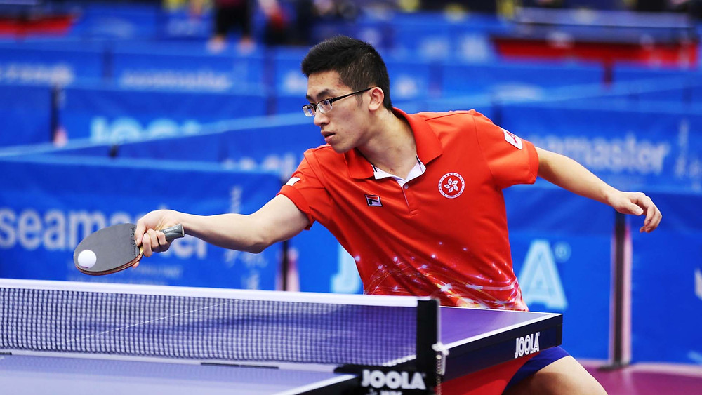 Lam Siu Hang in impressive form (Photo: Hussein Sayed)