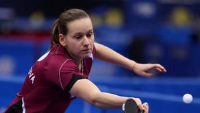 Apart and together Barbora Balazova and Hana Matelova equally successful.