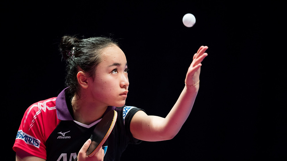 Mima Ito still in the hunt for a fourth ITTF World Tour Women's Singles title (Photo: Victor Fraile / Power Sport Images)