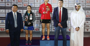 شين_مينج بطلة فردي السيدات للمرة الثالثة بعد الفوز على ميما إيتو اليابانية
