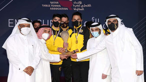 Qatar Table Tennis: New season, fresh steps