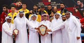 عبد الله حامد الملا : شكرا لأبطال نادي قطر على هذا المستوى الرائع