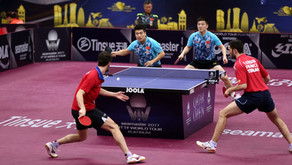 Liking for Doha continues, French pair ends Chinese hopes