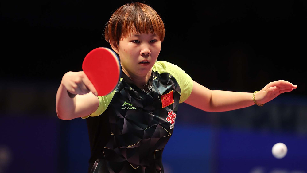 A first for Zhu Yuling, the Grand Finals title (Photo: QTTA)