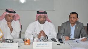خليل المهندي يفوز برئاسة الإتحاد العربي للطاولة