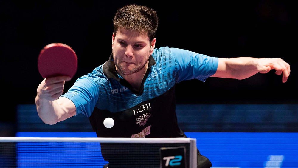 The third game crucial for Dimitrij Ovtcharov (Photo: Power Sport Images)