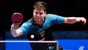 If only for Dimitrij Ovtcharov, Fan Zhendong and Xu Xin book semi-final places